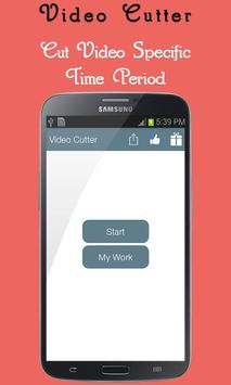 Video Cutter Trimmer poster