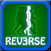 Reverse Movie Video Maker icon