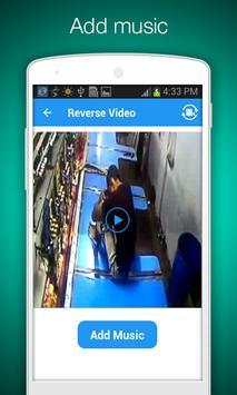 Reverse Movie Video Maker apk screenshot