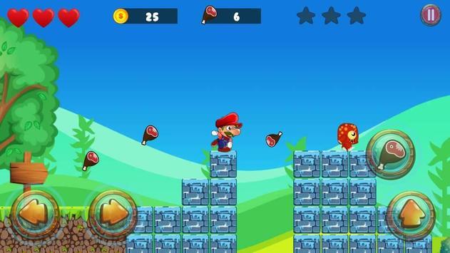 Super World : Jungle Adventures screenshot 1