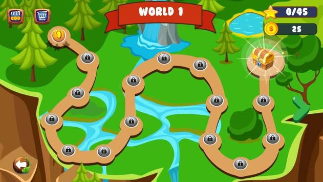 Super World : Jungle Adventures screenshot 2