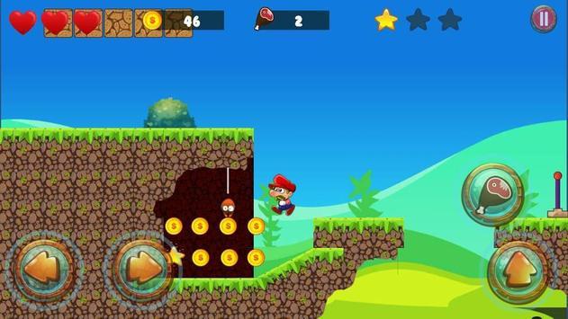Super World : Jungle Adventures screenshot 3
