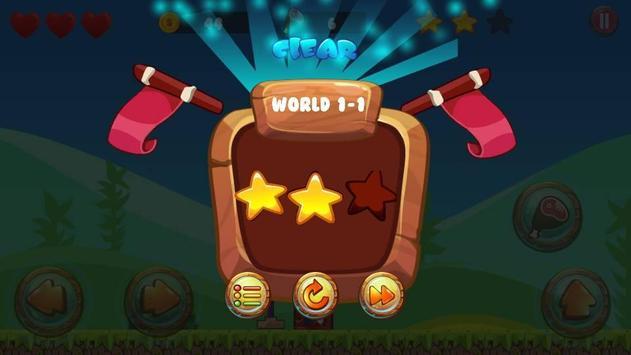 Super World : Jungle Adventures screenshot 4