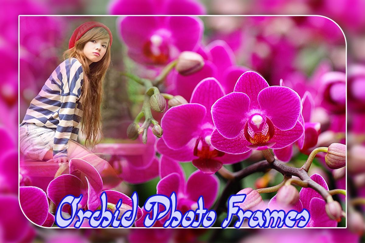 Orchid Photo Frame Descarga APK - Gratis Fotografía Aplicación para ...