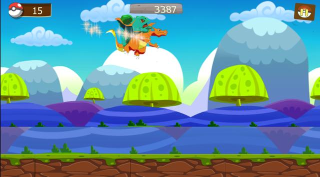 bulbasaur world adventure apk screenshot
