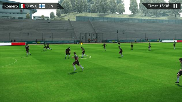 Soccer - Ultimate Team screenshot 16