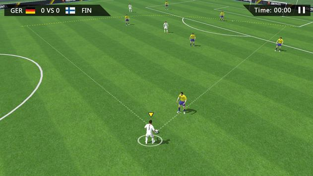 Soccer - Ultimate Team screenshot 1