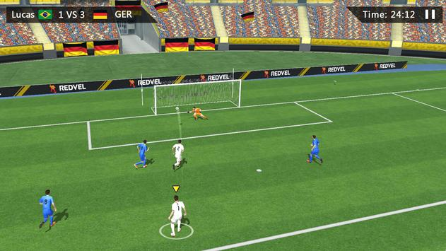 Soccer - Ultimate Team screenshot 4