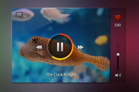 Blue Video Player apk screenshot