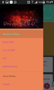 Universal 4 u screenshot 1