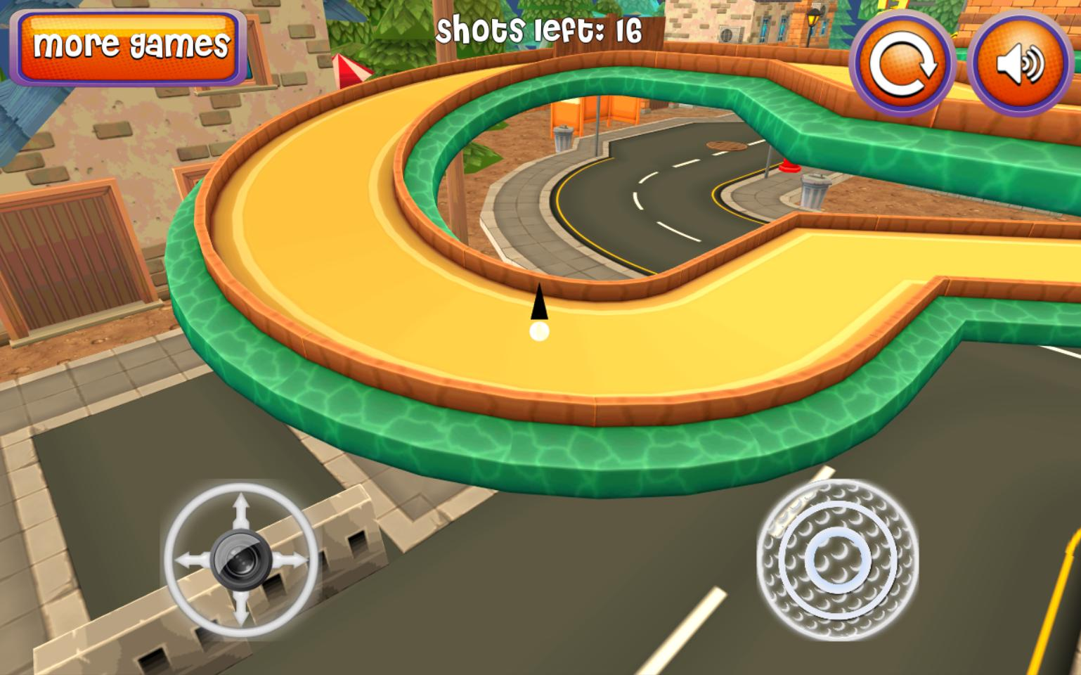 Mini Golf 3d Cartoon City For Android Apk Download