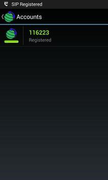 WorldCall Dialer apk screenshot
