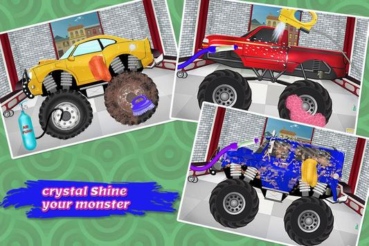 Monster Truck Wash & Repair screenshot 17