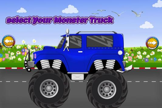Monster Truck Wash & Repair screenshot 1