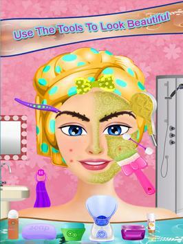 Arebella Cosmo Salon apk screenshot