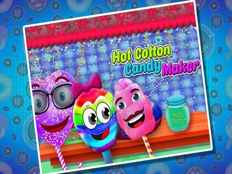 Hot Cotton Candy Maker apk screenshot