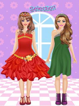 City Girl Makeover Salon apk screenshot