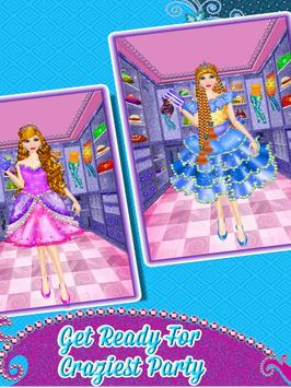 Fashion queen hairstyle salon screenshot 3