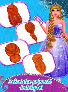 Fashion queen hairstyle salon screenshot 4