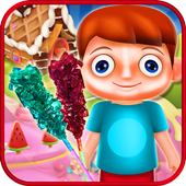 Ice Candy Frozen Food Maker icon