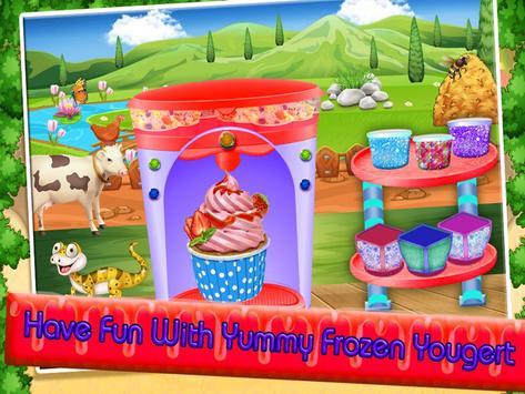Icy Slushy Frozen Yogurt Maker screenshot 3