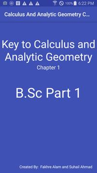 Calculus And Analytic Geometry B.Sc 1 Chapter 1 apk screenshot