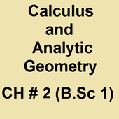 Chapter 2 - Calculus And Analytic Geometry B.Sc 1 icon
