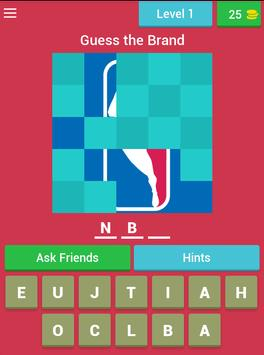 Guess The Logo Quiz screenshot 10