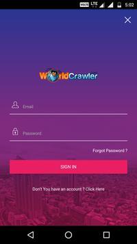 World Crawler Properties poster