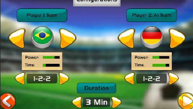 Soccer  Games Finger poster