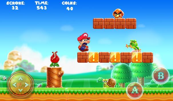 Super World Adventure V3 🍀🍀 apk screenshot