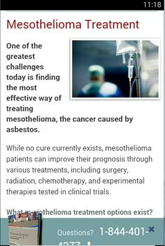 Mesothelioma Cancer Alliance apk screenshot