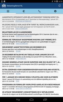 Belasting Nieuws NL screenshot 7
