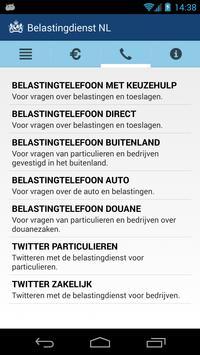 Belasting Nieuws NL screenshot 4
