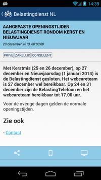 Belasting Nieuws NL screenshot 5