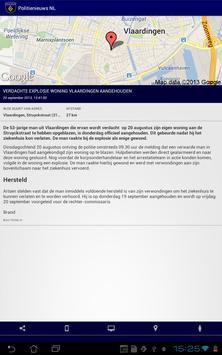 Politie Nieuws NL screenshot 10