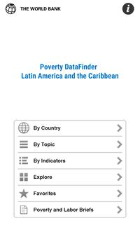 LAC Poverty DataFinder poster