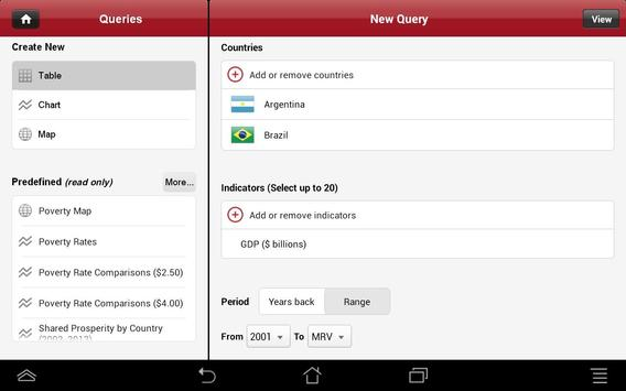 LAC Poverty DataFinder apk screenshot