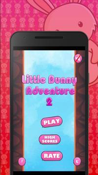 Little Bunny Adventure 2 poster