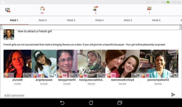 France women screenshot 11