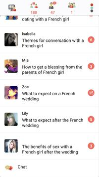 France women screenshot 1