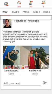 France women screenshot 2