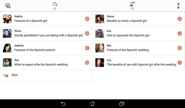 Spain women screenshot 8