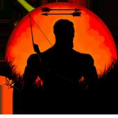 Archer Black Game icon