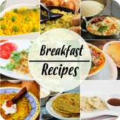 Breakfast Recipe in Hindi 2017 icon