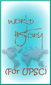 Ncert World History poster