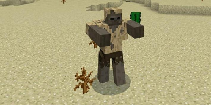 MOD Mutant Creatures Addon apk screenshot