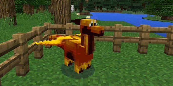 MOD Dragon Mounts screenshot 1