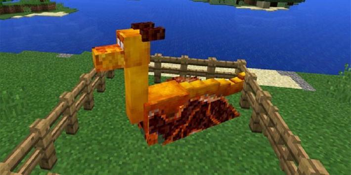 MOD Dragon Mounts screenshot 2