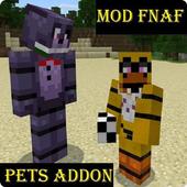 MOD FNAF Pets Addon icon